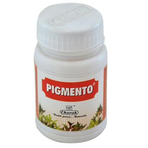 Пигменто таблетки, Чарак (Pigmento tablet, Charak) 40 таб - 1