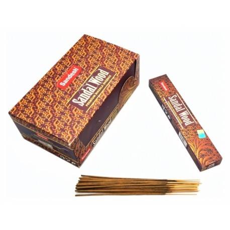 Благовония Сандаловое Дерево ( Sandal Wood Sandesh) 15 грамм - 1