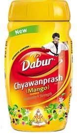 Чаванпраш Манго, Дабур (Chyawanprash Mango, Dabur) 500 гр - 1