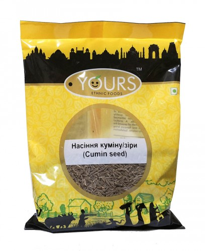 Кумин (Yours Ethnic Food) 100 грамм. - 1