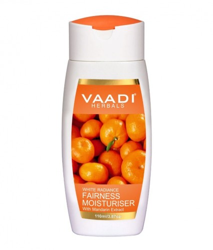 Лосьон для лица отбеливающий Мандарин, Ваади (Fairness Moisturiser with Mandarin, Vaadi) 110 мл - 1