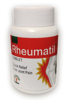 Ревматил таблетки, Дабур (Rheumatil tablet, Dabur), 90 таб - 1
