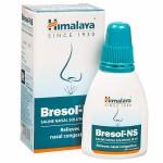 Бресол капли-спрей, Хималая (Bresol-NS Saline Nasal Solution, Himalaya) 10 мл