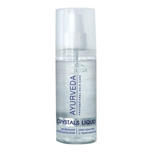 Двухфазный спрей-бальзам «Cristals Liquid», Триюга, 120 мл - 1