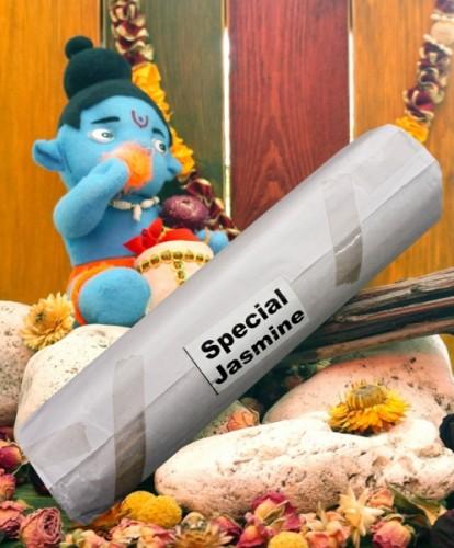Благовония Sp. Jasmine 250 грамм упаковка (Вриндаван) - 1