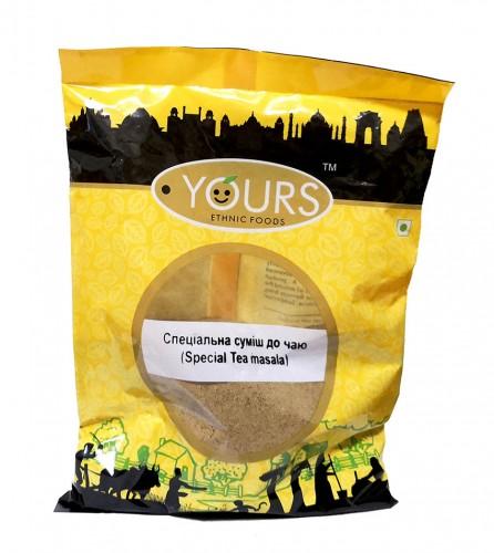 Чайная масала (Yours Ethnic Food) 100 грамм. - 1