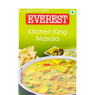Приправа Король Кухни (Kitchen King masala, Everest), 50 гр - 1