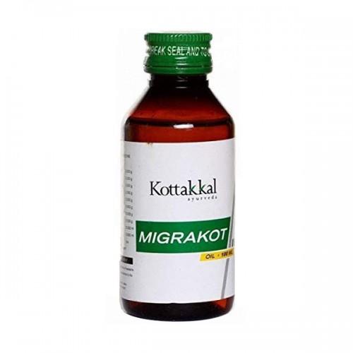 Мигракот масло, Коттаккал (Migrakot, Kottakkal) 100 мл. - 1