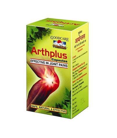 Артплюс , Гудкер Фарма (GOODCARE PHARMA,Baidyanath) 60 кап - 1