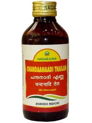 Чанданади Tайлам, Нагарджуна (Chandanaadi Thailam, Nagarjuna) 200 мл - 1