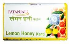 Мыло KANTI лимон и мед, Патанджали (Patanjali), 75 гр - 1