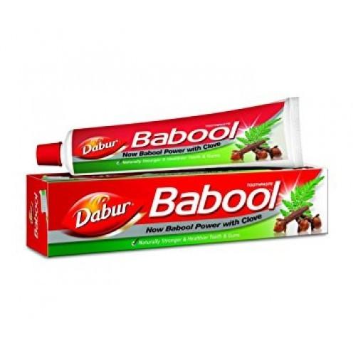 Зубная паста Бабул, Дабур (Toothpaste Babool, Dabur) 100 гр - 1