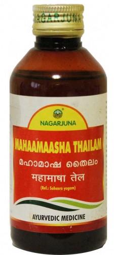 Махамаша тайл, Нагарджуна (Mahamasha tailam, Nagarjuna) 200 мл - 1