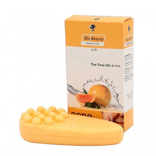 Антисептическое мыло Антиакне для жирной кожи (Bio Beauty) 100 грамм. - 1