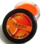 Бальзам для губ Апельсин (Vaadi), 6 гр