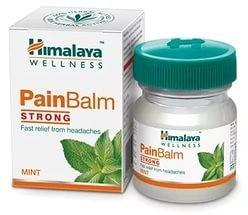 Болеутоляющий бальзам быстрого действия (Pain Balm Strong,Himalaya) 10 гр - 1