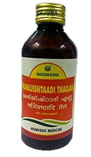 Манджштади Tайл, Нагарджуна (Manjishtaadi Thailam, Nagarjuna) 200 мл - 1