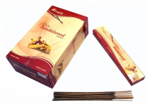 Благовония Vedic Sandalwood (Aromatika) 15 грамм - 1