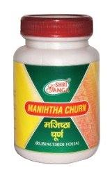 Манжишта Чурна, Шри Ганга (Manjistha churna, Sri Ganga) 100 гр - 1