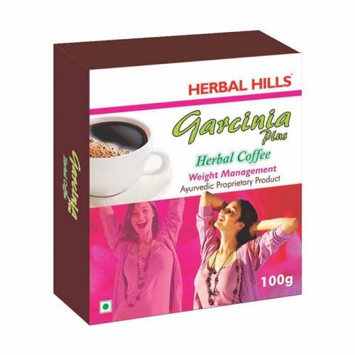 Кофе Гарциния Плюс, Хербал Хилс (Garcinia Рlus, Herbal Hills) 100 гр - 1
