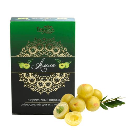 Амла чурна, Триюга (Amla churna, Triuga) 100 грамм - 2