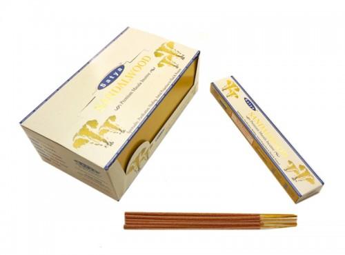 Благовония Premium Sandalwood (Satya) 15 грамм - 1