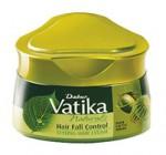 Крем-маска Ватика от выпадения волос (Vatika Hair Fall Control, Dabur) 140мл