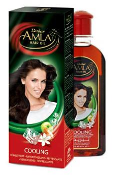 Амла масло Дабур Охлаждающее (Amla hair oil Cooling, Dabur), 200 мл - 1