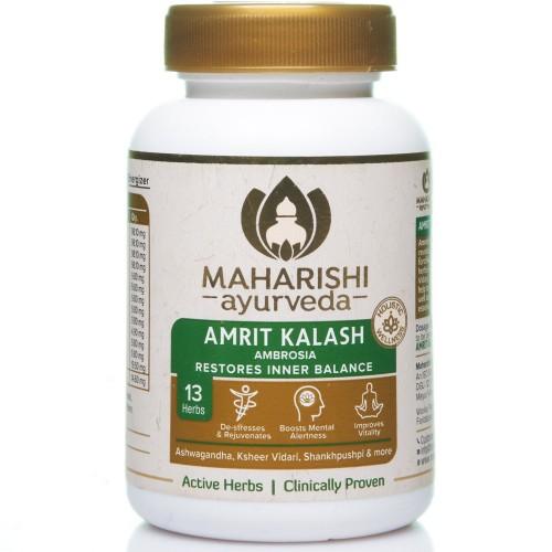 Таблетки Махариши Амрит Калаш, Махариши Аюрведа (Maharishi Amrit Kalash, Maharishi Ayurveda) 60 таб - 1