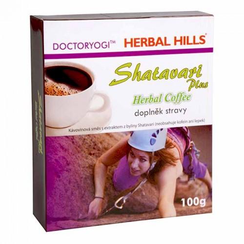 Кофе Шатавари Плюс, Хербал Хилс (Shatavari Рlus Coffee, Herbal Hills) 100 гр - 1