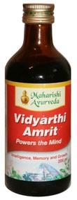 Видьярти Амрит, Махариши Аюрведа (Vidyarthi Amrit, Maharishi Ayurveda) 200 мл - 1