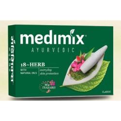 Мыло Медимикс 18 трав, Чолейл (Soap Medimix 18 herbs, Cholayil) 75 гр - 1