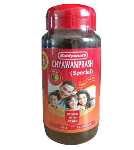 Чаванпраш Байдьянатх, Специальный (Chyawanprash, Baidyanath) 1000 гр - 1
