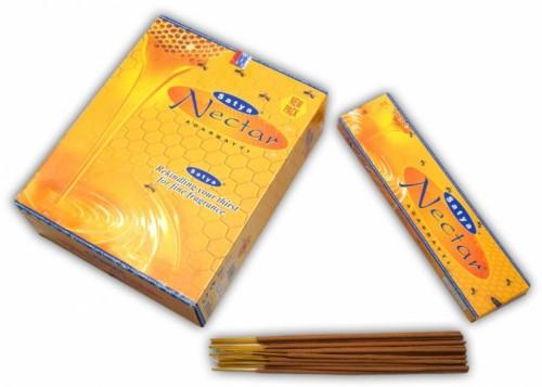 Благовония Nectar Incense (Satya) 45 грамм. - 1