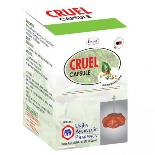 Круэль, Унджа (Cruel, Unjha) 15 кап - 1