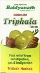 Трифала, Гудкеар  Бадьянатх (Triphala,Goodcare Baidyanath) 100 таб