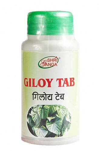Гилой таб, Шри Ганга (Giloy Tab, Shri Ganga) 120 таб - 1