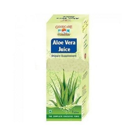 Алое Вера Сок, Гудкер (Aloe juice, GOODCARE) 500 мл - 1