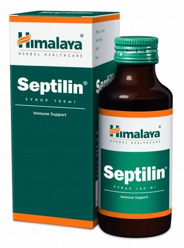 Септилин сироп, Хималая (Septilin syrop, Himalaya) 200мл - 1