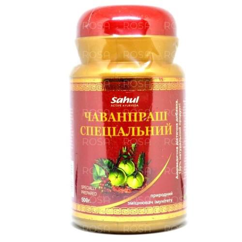 Чаванпраш Специальный, Сахул (Chyawanprash, Sahul) 500гр - 1