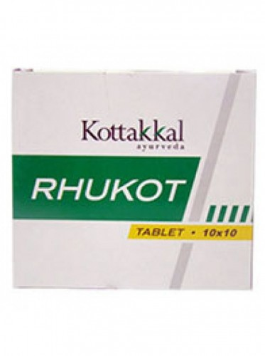 Рукот, Коттаккал (Rhukot, Kottakkal) 100 таб - 1