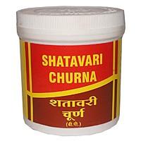 Шатавари Чурна, Вьяс (Shatavari churna, Vyas Pharmaceuticals) 100 гр - 1