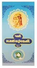 Чай имбирный (Дамодара) 100 гр. - 1