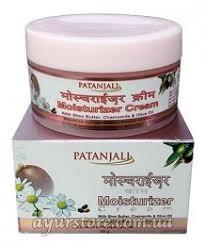 Увлажняющий крем для лица с маслом ШИ (Patanjali) 50 грамм - 1