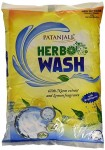 Стиральный порошок с Нимом и Лимоном, Патанджали (Herbo Wash, Patanjali) 1 кг