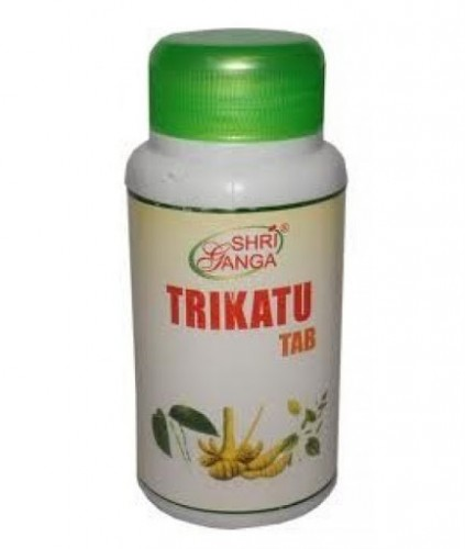 Трикату, Шри Ганга (Trikatu, Shri Ganga) 120 таб - 1