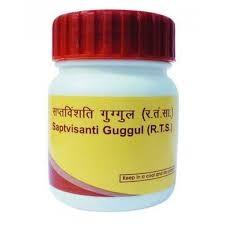 Саптвиншати Гуггул, Патанджали (Saptvinshati Guggul,Patanjali) 40 таб - 1