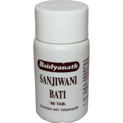 Сандживани бати, Бадьянатх (Sanjivani bati, Badiyanath) 80 таб - 1