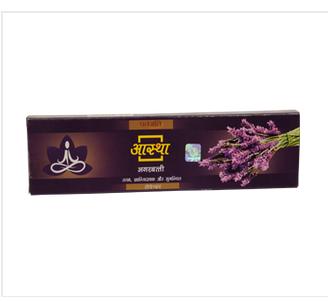 Благовония с ароматом Лаванды Патанджали (Aastha Agarbatti, Patanjali) 20гр - 1