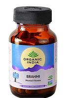 Брахми, Органик Индия (Brahmi, Organic India) 60 кап - 1